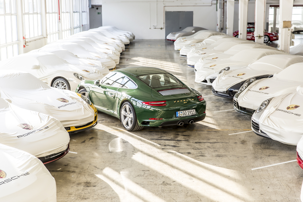 Porsche milestone: One-millionth 911 rolls off the production line