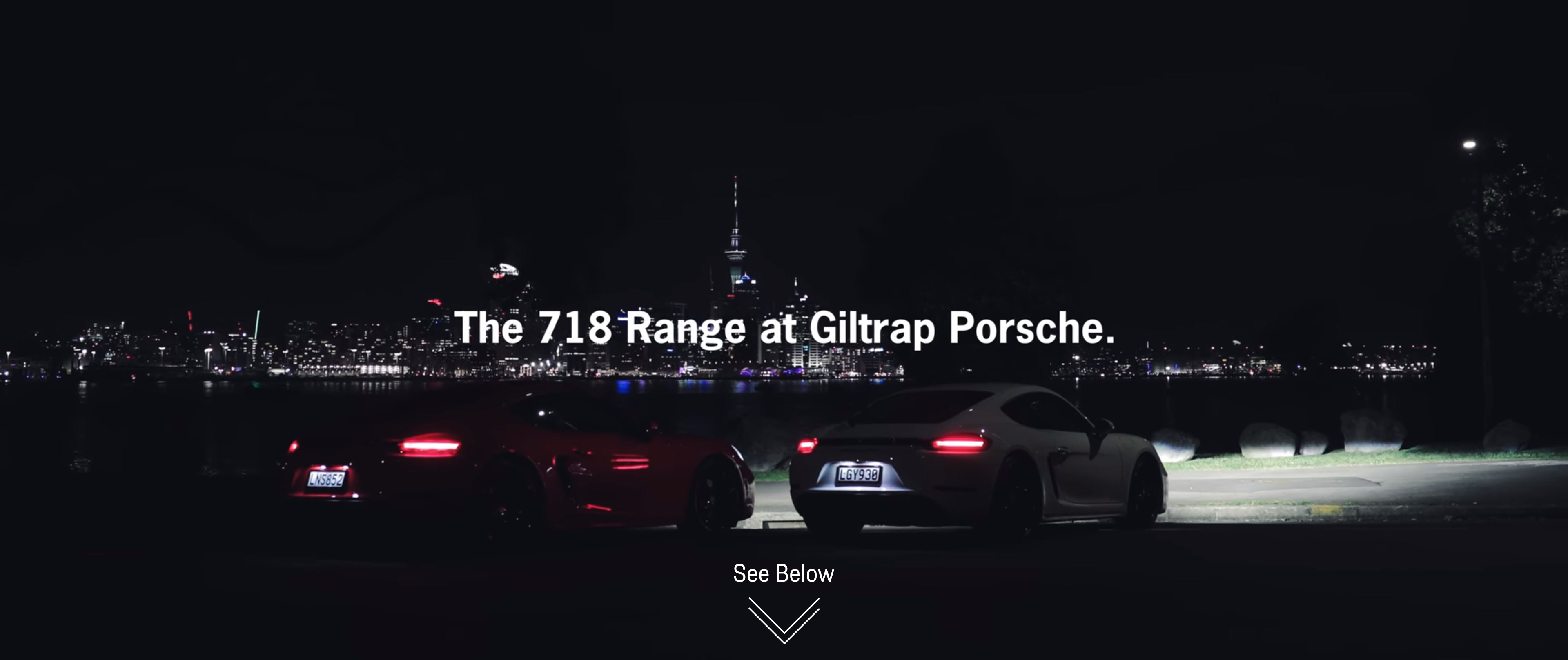 Drive The 718 - Enquire Now